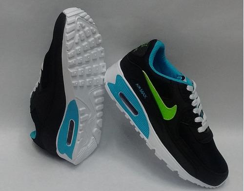 zapato nike air max para dama