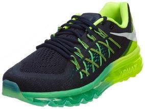 Zapato Nike Dama Air Max 2015 Running 698903 401