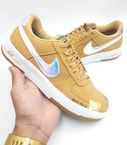 RopaZapatos Air Nike Accesorios Marrones Y Zapato Oscuro Dorado 8O0wnkP