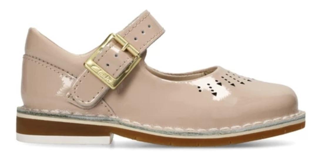 Zapato Niña Clarks First Shoes Talla 23