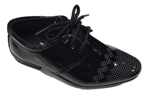 zapato niño vestir