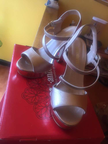 zapato nuevo andrea