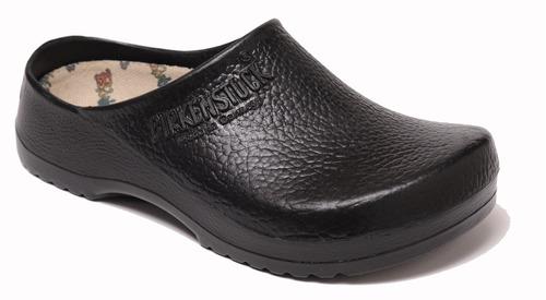 zapato o zueco birkenstock profesional