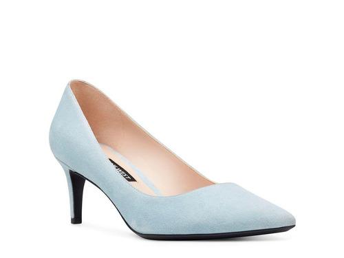 zapato oficina soho9x9 celeste