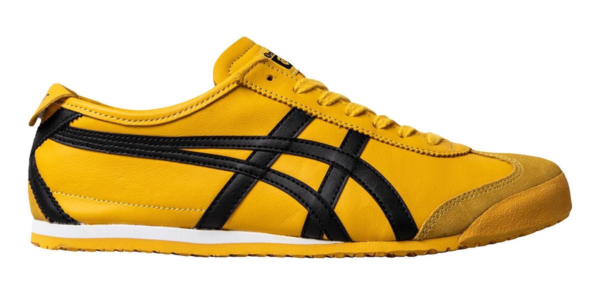 onitsuka tiger mexico 66 sd yellow black 95 precio