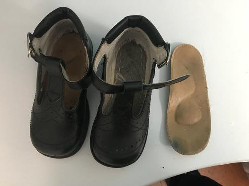zapato ortopédico para niña 16 1/2