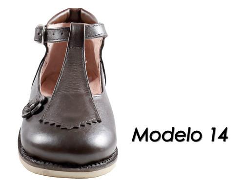 zapato ortopédico para niña