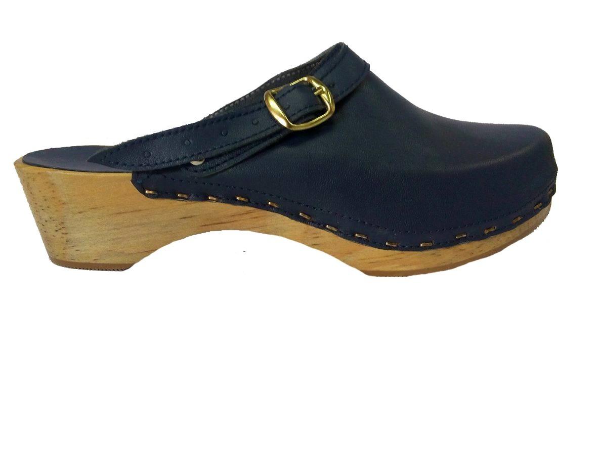 Zapato Ortopedico Sueco Con Suela De Madera -   420.00 en Mercado Libre 1f8833d968bb9