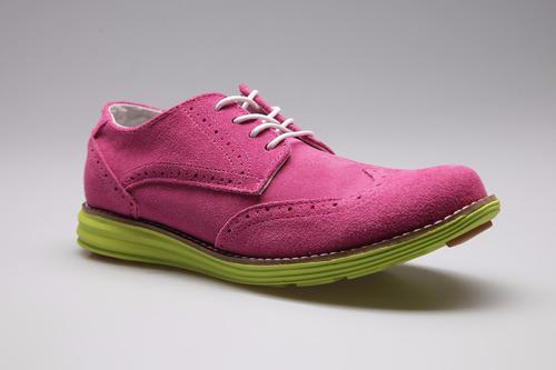zapato oxford de cuero para dama importados