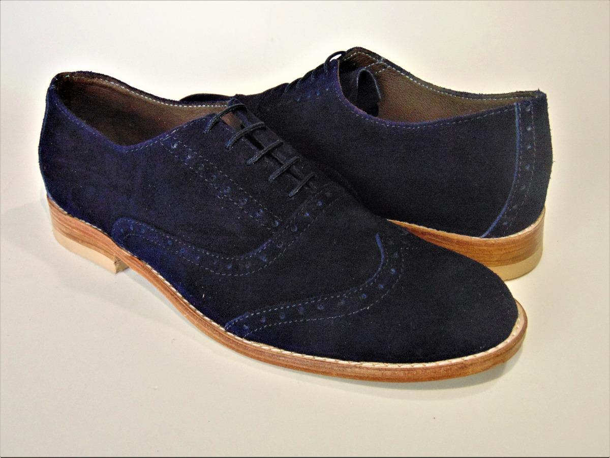 Zapato Gamuza 00 Suela Oxford Cuero799 Mercado Libre En W9eD2bEIYH