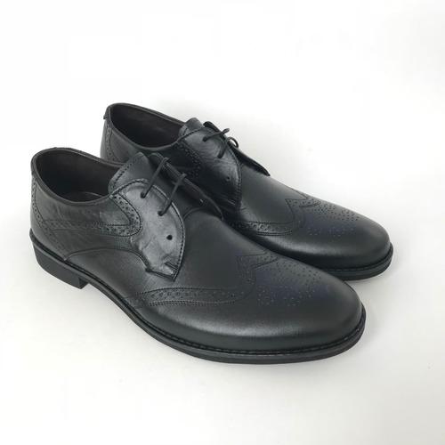 zapato paceño 459 negro tallas extra grandes 29 30 31 32