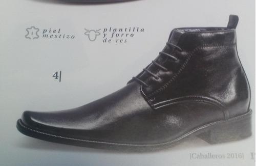 a84e0a00d57 Zapato Para Caballero Con Plantilla De Res Y Suela De Cuero ...