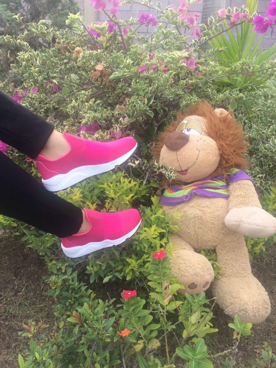 b300110e zapato para dama fucsia tenis de moda para mujer colombia. Cargando zoom.