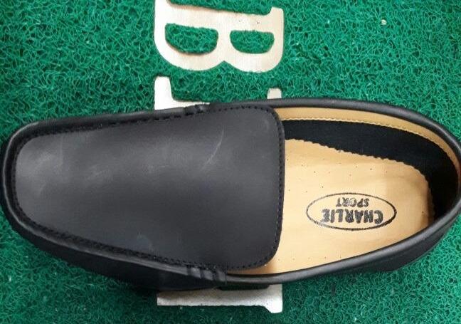 f8d1bf96 zapato para hombre apache en negro cuerina moda envio gratis ...