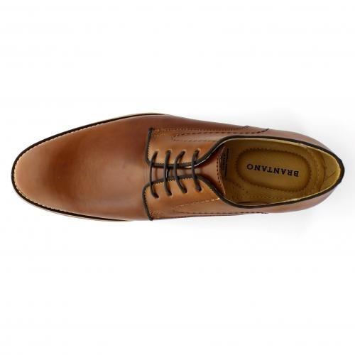 57b73628 Zapato Para Hombre Brantano 8800-028180 Color Miel - $ 1,029.00 en ...