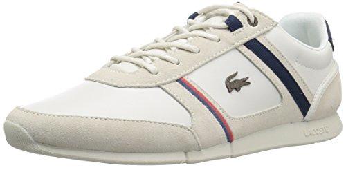 Lacoste Zapato Para Hombre Sneakers Menerva 39col8us blanco fOq8ExqHaw
