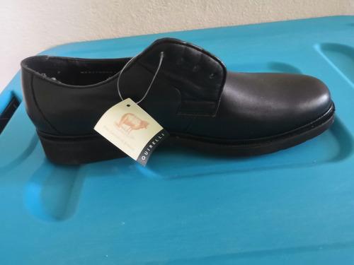 zapato para hombre, marca quirelli, izquierdo y número 9