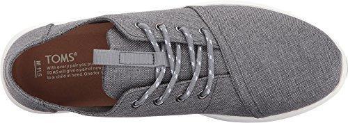 zapato para hombre (talla 37.5 col / 7us) toms del rey steel