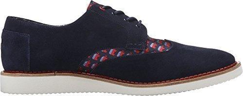 zapato para hombre (talla 43.5col /11.5 us)toms men's brogue