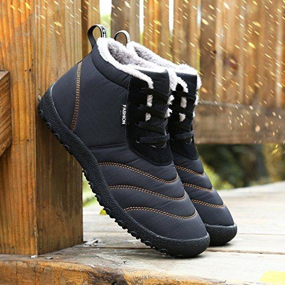 19198541 Zapato Para Invierno Impermeables Unisex Unico Par Talla 35 - Bs ...