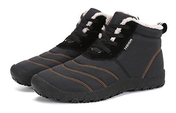03c52044 Zapato Para Invierno Impermeables Unisex Unico Par Talla 35 - Bs. 154,99 en  Mercado Libre