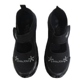 Zapato Para Niña Colegial Marca Vita Kids