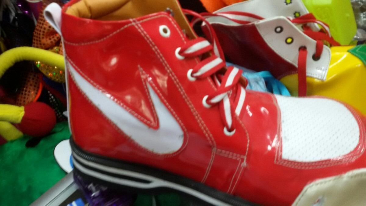00 Led S Mercado Luces Payasos Para De Colores Zapato En 199 Libre xwXA84qWO