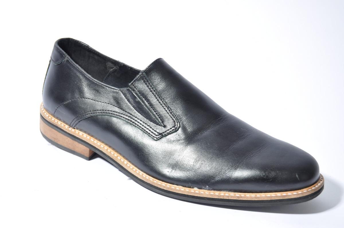 c7dd4654a2 Zapato Para Vestir Hombre De Cuero Zurich 752 Elastizado -   990