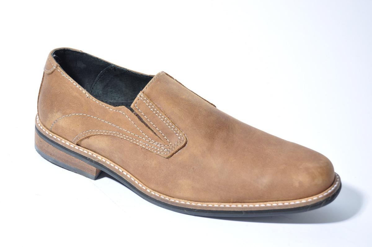 755681c0e7 Zapato Para Vestir Hombre De Cuero Zurich 752 Elastizado -   990