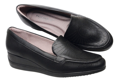 zapato piccadilly  mocasin  mujer superconfort  art 117049
