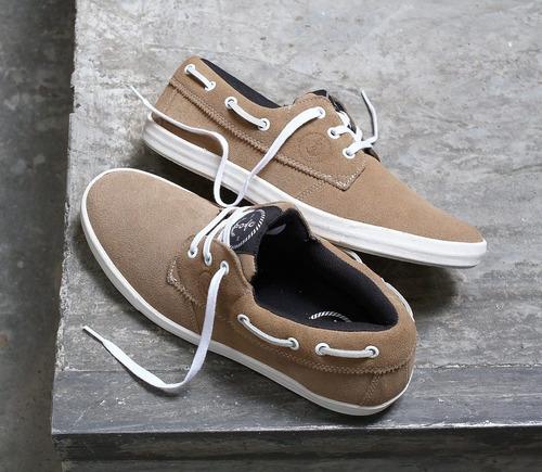 zapato piel casual skate casta propaganda marinero arena