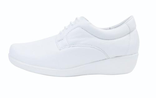 zapato piel de borrego casual descanso  confort y comodidad