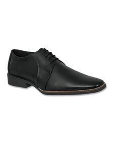 Moderno De Zapato Piel Al 25 16h362 Negros 28 Vestir odxBeC