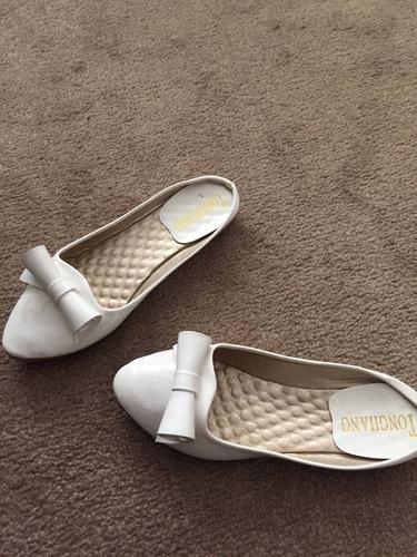 zapato plano talla 3.5