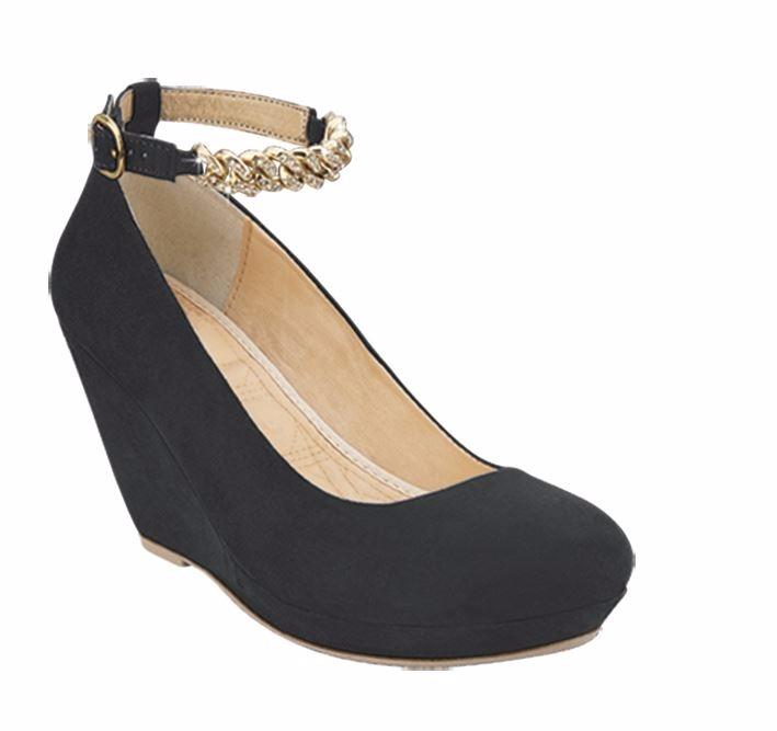 bad0fb4e Zapato Plataforma Casual Color Negro Para Mujer - $ 559.00 en ...