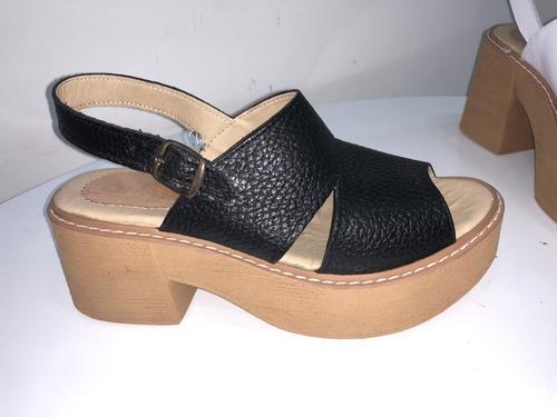 zapato plataforma mediano dinizo