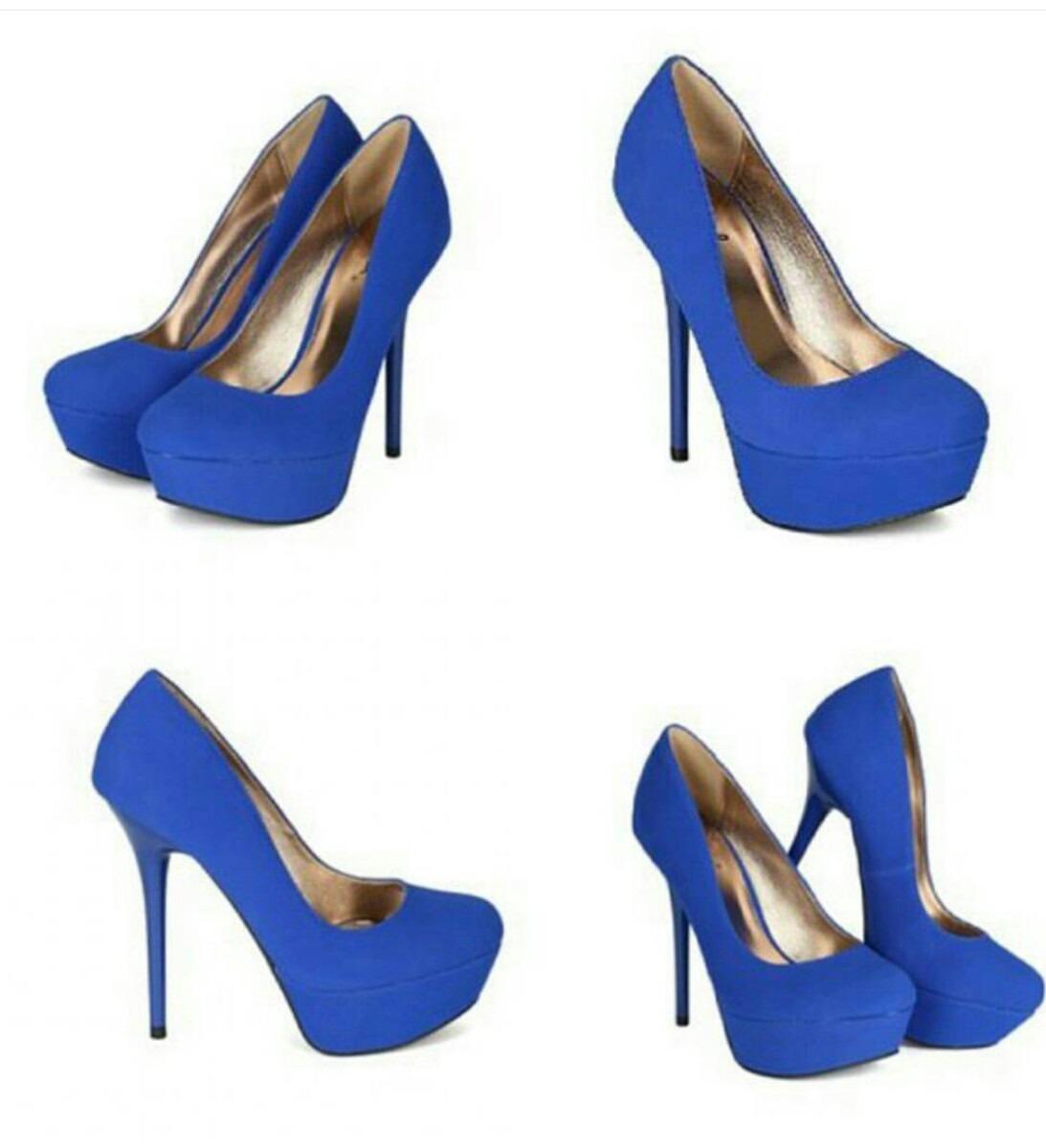 zapato plataforma tacón marca qupid última moda mayor detal