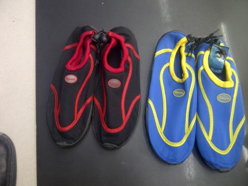 zapato playero surf, playa, piscina