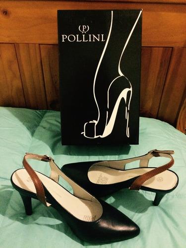 zapato pollini formal mujer talla 36
