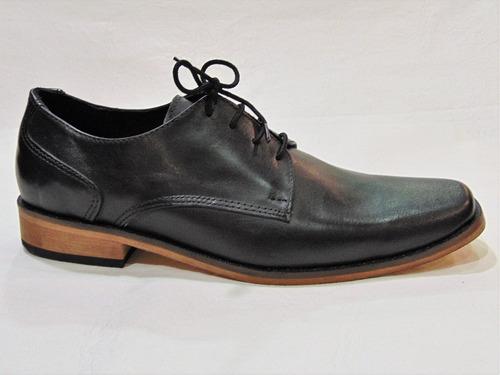zapato pta cuadrad base suela foot notes 119 negro hot sale