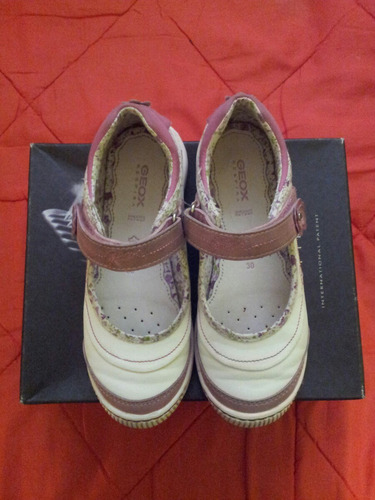 zapato reina geox nro 30