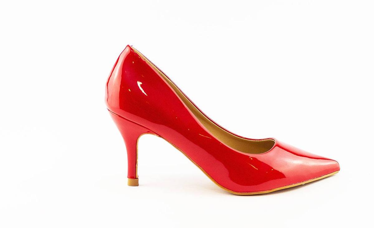 Cargando mujer alto taco zoom reina zapato rojo wSxpvzn1q