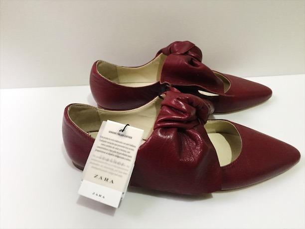 En S Zapato Para 90 Rojo Libre Mercado Mujer Zara De Ballerina 00 qwp7Hx 6558cb1a58d6