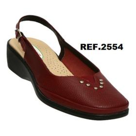 Zapato Rómulo Dama Despuntado