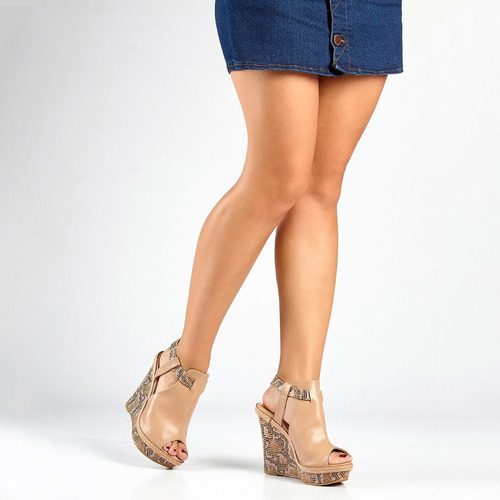zapato sandalia mujer