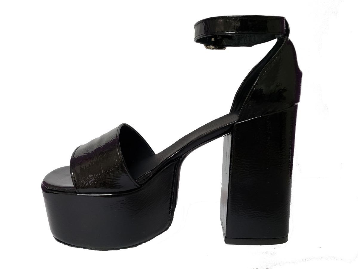 793e531ef851f zapato sandalia mujer talon y tira recta moda verano 2019. Cargando zoom.