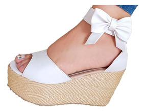 Plataforma Zapato Pregunte Sandalia Dama Chancla Dscto 20 clKJT13F