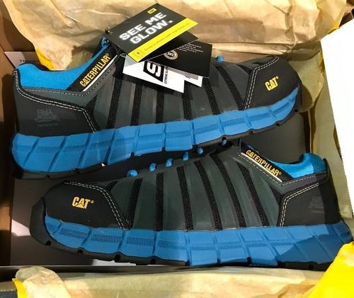 zapato seguridad caterpillar chromatic dielectrico toe