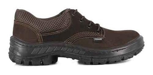 zapato seguridad trabajo resistente agua con puntera acero