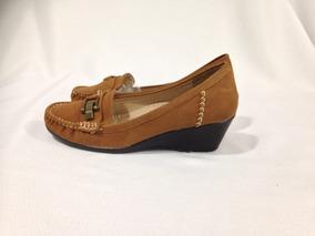 aff8b00e Zapatos Sin Punta Aziz Dorados Ropa Mujer Calzados - Calzados en ...
